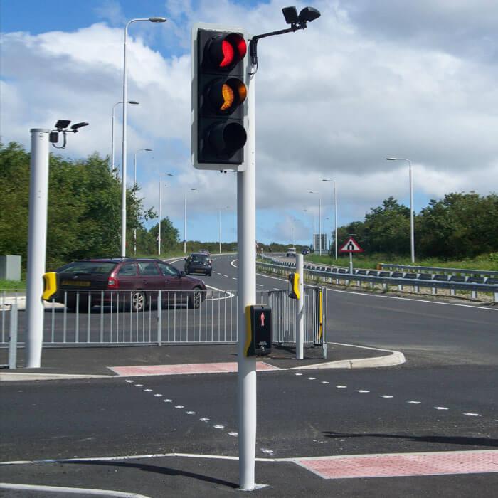 Sapa Traffic Signal Cctv Poles