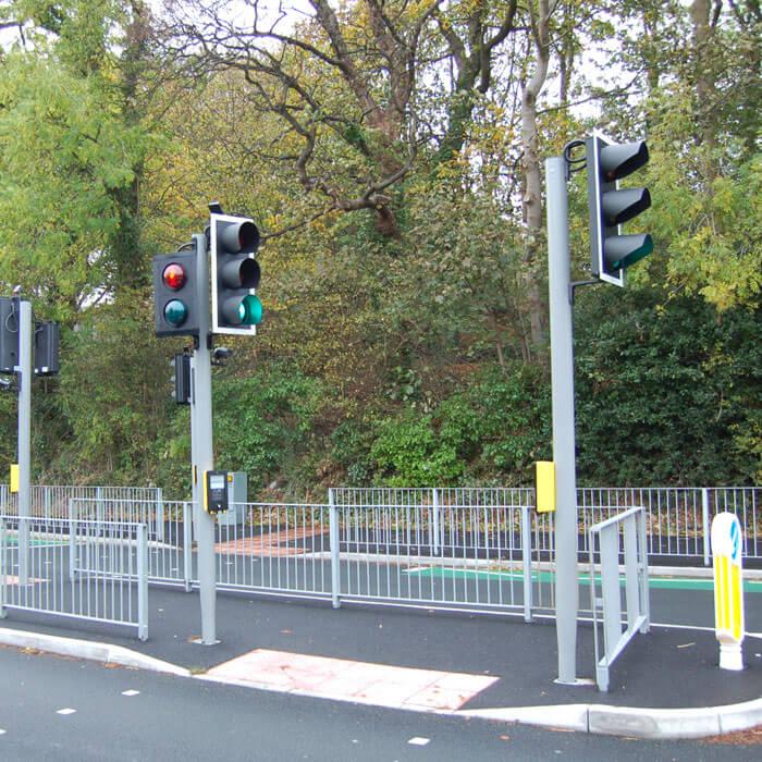 Hydro Traffic Signal Cctv Poles